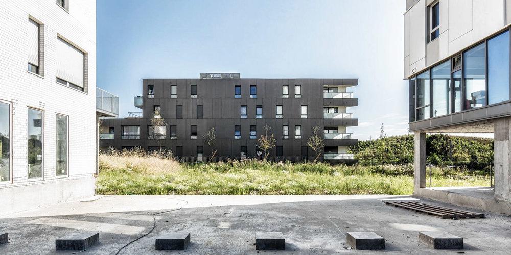 Logements - Porte de Valenciennes
