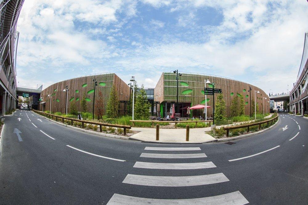 Centre Commercial - Nogent sur Oise
