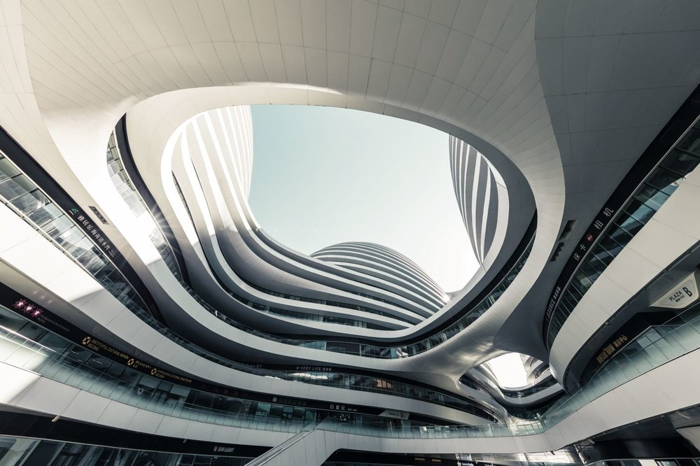 Galaxy Soho - Beijing