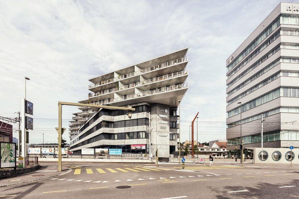Transitlager - Basel<strong>- entrez -</strong>