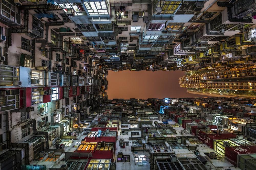 High Density - Hong-Kong