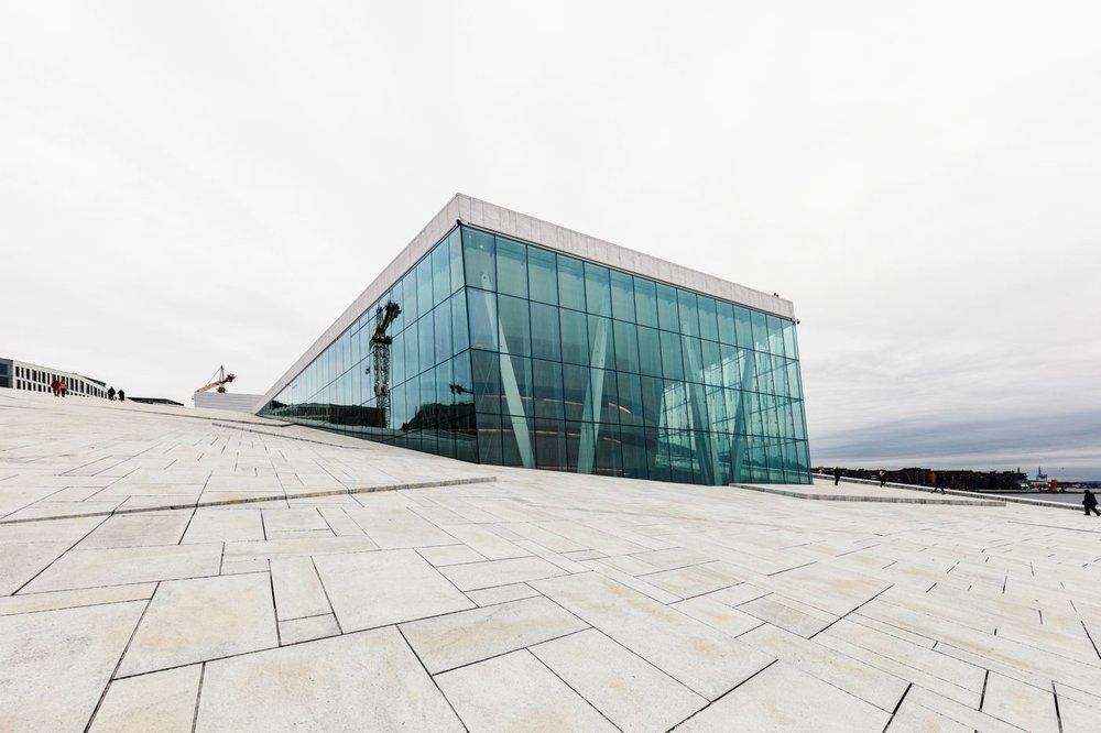 Opera House - Oslo<strong>- entrez -</strong>