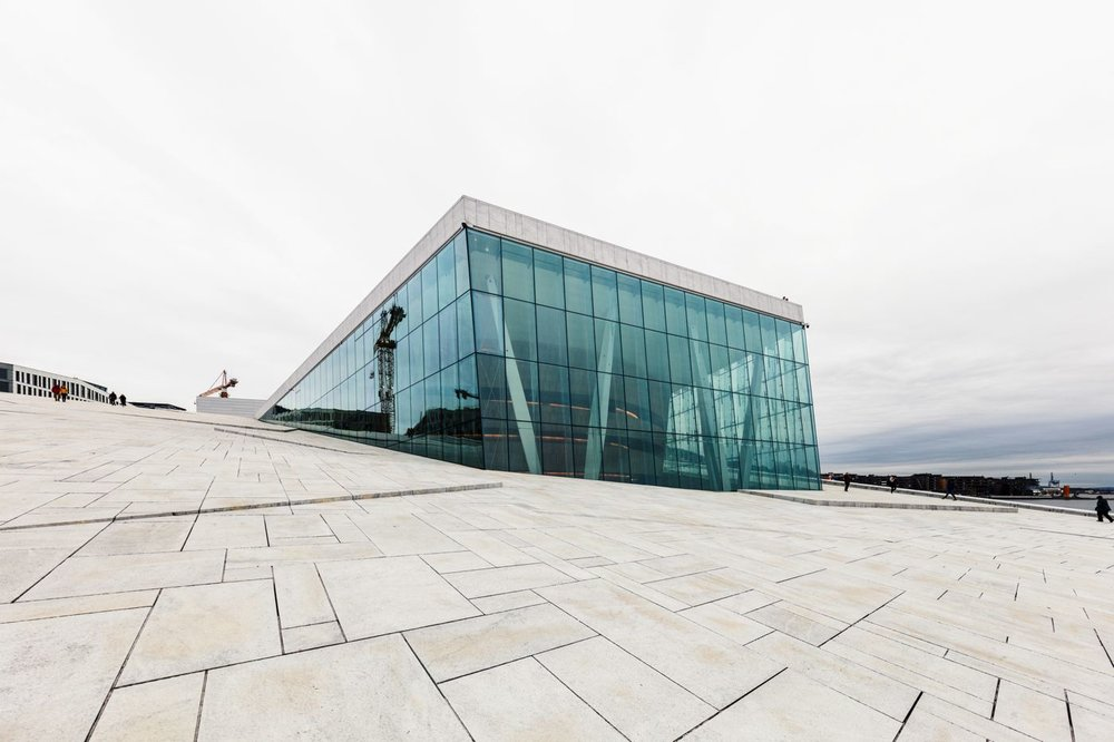 Opera House - Oslo