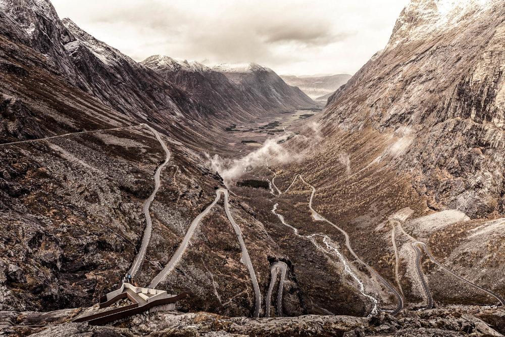 Trollstigen<strong>- entrez -</strong>