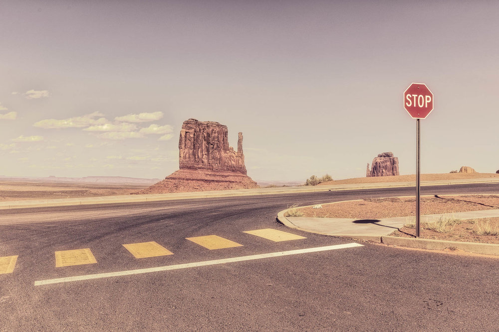 Monument Valley<strong>- entrez -</strong>