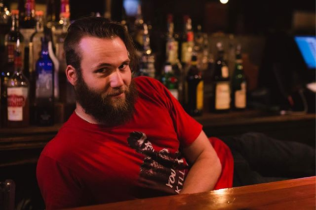 Come visit one of our regular bartenders - Josh.  He describes himself as all business, no BS.  He is full of it - but it's all good.  Don't mess around, unless he is messing around, and he doesn't mess around when it comes to messing around. 🤷‍♂️ Haha.