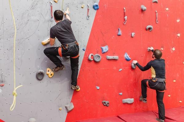 rock climbers dating
