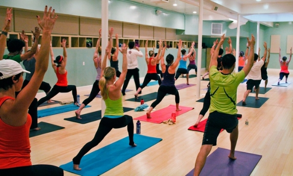 Photo: Courtesy of Groupon/YogaHop