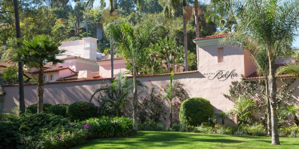 Photo: Courtesy of Hotel Bel-Air