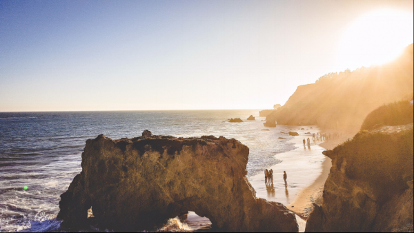Photo: Courtesy of El Matador State Beach
