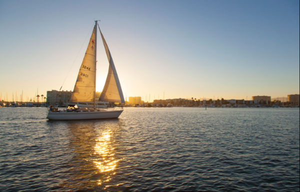 Photo: Courtesy of Marina Del Rey Harbor