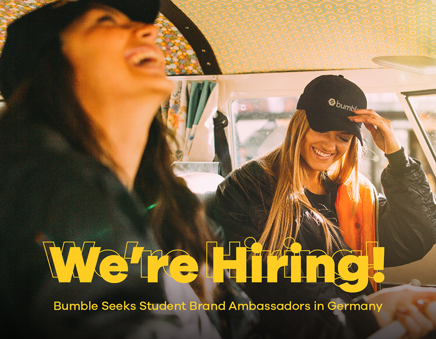 You Could Be the Perfect Fit for Student Brand Ambassador in Germany
