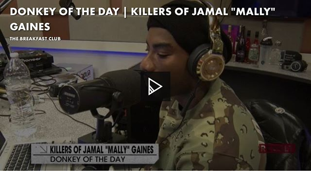 """""""If It Were Any Other Sneaker Store in America...""""  March 4, 2016 @cthagod gave the Donkey of The Day to the killers of Jamal Gaines.   """"Mally's story has been shared thousands of times over the past 3 years. His life impacts all of those who knew him. He never gave up, and literally fought for his business until the end. His legacy is motivation for anyone who has goals- you can do anything you put your mind to, if you're willing to work for it.""""  Read more on lifeasro.com/blog   #motivation #donkeyoftheday #cthagod #newpost #bloggerstyle #blog #influencer #nevergiveup #sneakerhead #sneakercommunity #solecollector #longlivemally #entrepreneur #instakicks #sneakerholics #ontheblog #linkinbio #afrolatinablogger #blackgirlswhoblog #browngirlbloggers #freshkicks #sneakerfreaker #sneakerplug #complexkicks #breakfastclub #solenation #newkicks #soletoday #kicksoftheday #kickfeed"""