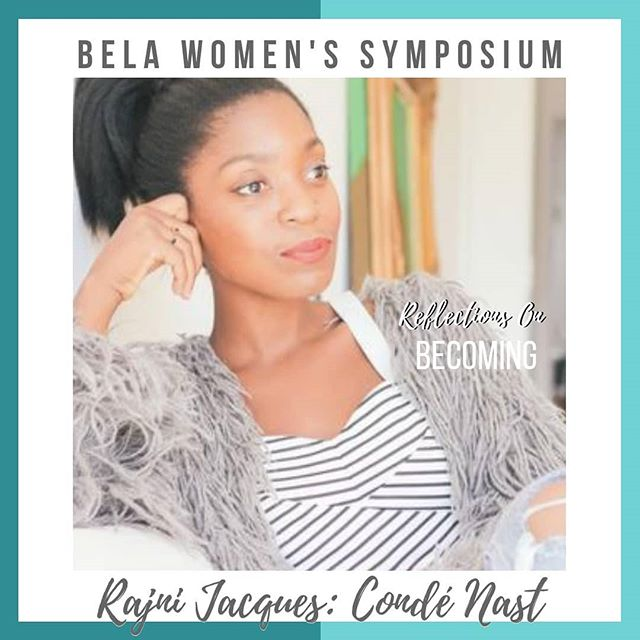 We are 5 DAYS away from #WS2019 Reflections on Becoming! Check out one of our incredible participants, Rajni Jacques✨💁🏾♀️ . . Rajni Jacques is a graduate of Rutgers College and The Graduate School of Journalism at Columbia University, where she received her Masters. She's been working in the fashion industry for the past decade'Äîas fashion editor, fashion director, and creative director. Rajni has worked at numerous magazines, style sites, and brands such as Honey, Fader, InStyle, Nylon, Glamour, Madewell, Hearst Digital Content Studios, Teen Vogue, and Allure. Besides being a Fashion Director, she is also a creative consultant who has worked closely with brands such as Coach, Nike, and Nordstrom to name a few. . . #blackgirlmagic #herstory