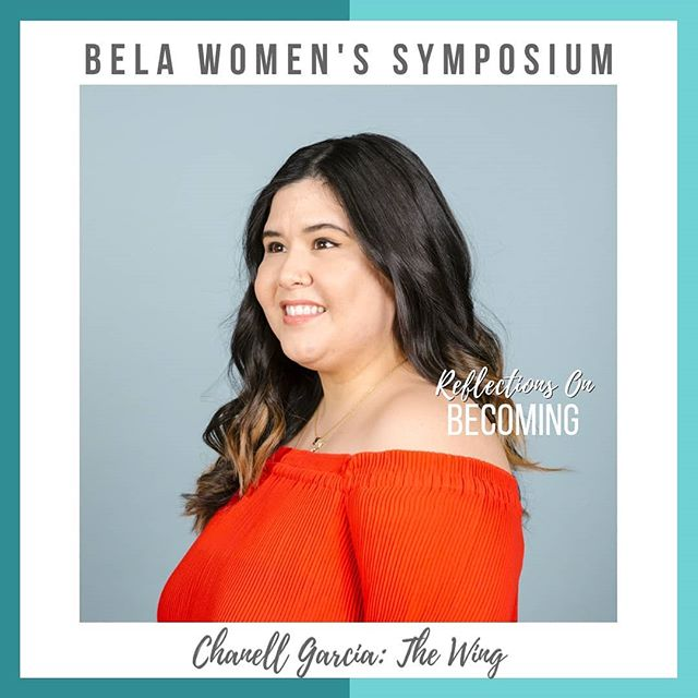 We are 4 DAYS away from #WS2019 Reflections on Becoming! Check out one of our incredible panelists Chanell Garcia 💁🏻♀️👐🏼 . . Chanell is a Community Associate at The Wing, a women-focused space for Community. She specializes in initiating and nurturing a network of support, empowerment and solidarity. For the last 9 years she has worked exclusively for women-owned and operated businesses. She is a decade-long resident of Harlem, where she enjoys writing and building connections with - and among - the exciting culinary scene. She was raised in Arizona, and knows a thing or two about Harry Potter.