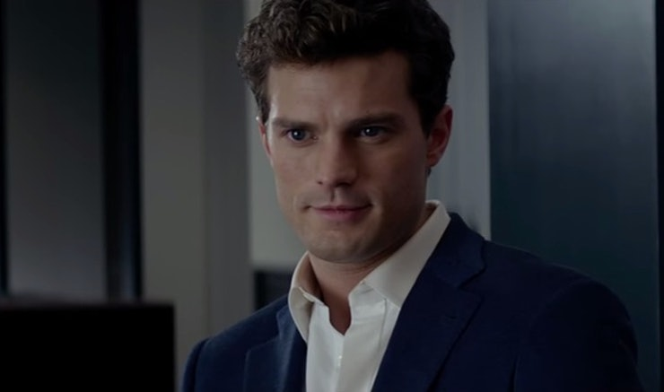 We Asked Christian Grey To Invest In British Jam - Comedy Central
