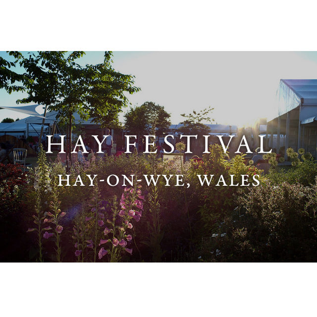 Hay Festival 2016 In June 2016, I was delighted to be invited to speak at the Hay Festival about my book Mavericks. My talk was entitled 'Ways to be Maverick' and outlined six characteristics that mark maverick architects.