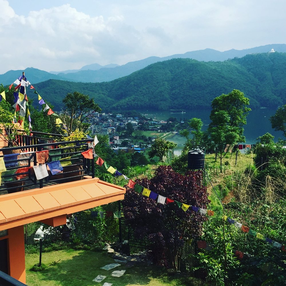 Purna Yoga Retreat Centre, Pokhara, Nepal