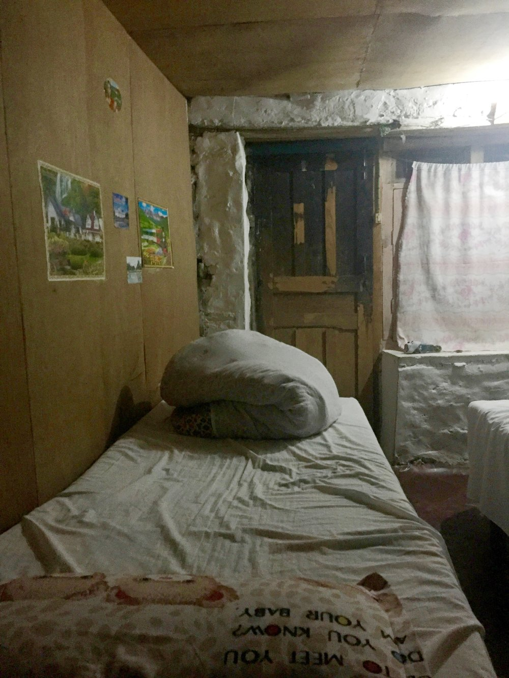 "Comfy little ""teahouses"" along the trek offer a comfortable bed for the night."