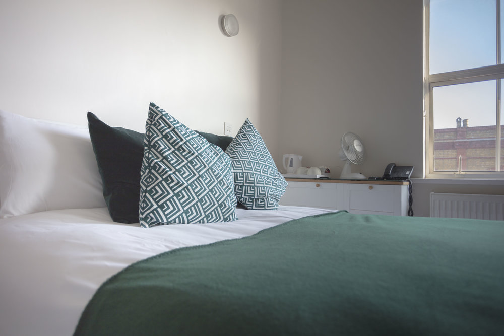 Our Rooms — Accomodation for all of our guests... -