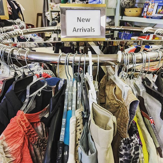 New arrivals are added to our store every day! Visit us often to pick up some new finds. 🎉 . . . #wakeforestnc #wakecountync #shoplocalraleigh #thriftstorefinds #carync #garnernc #knightdalenc