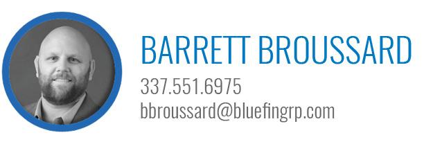 Barrett Broussard