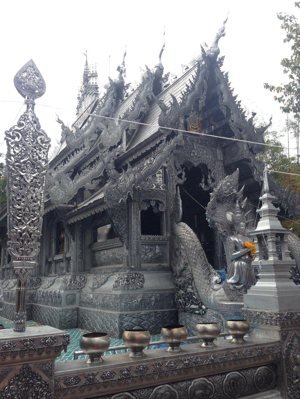 Wat Srisuphan, Chiang Mai, Thailand