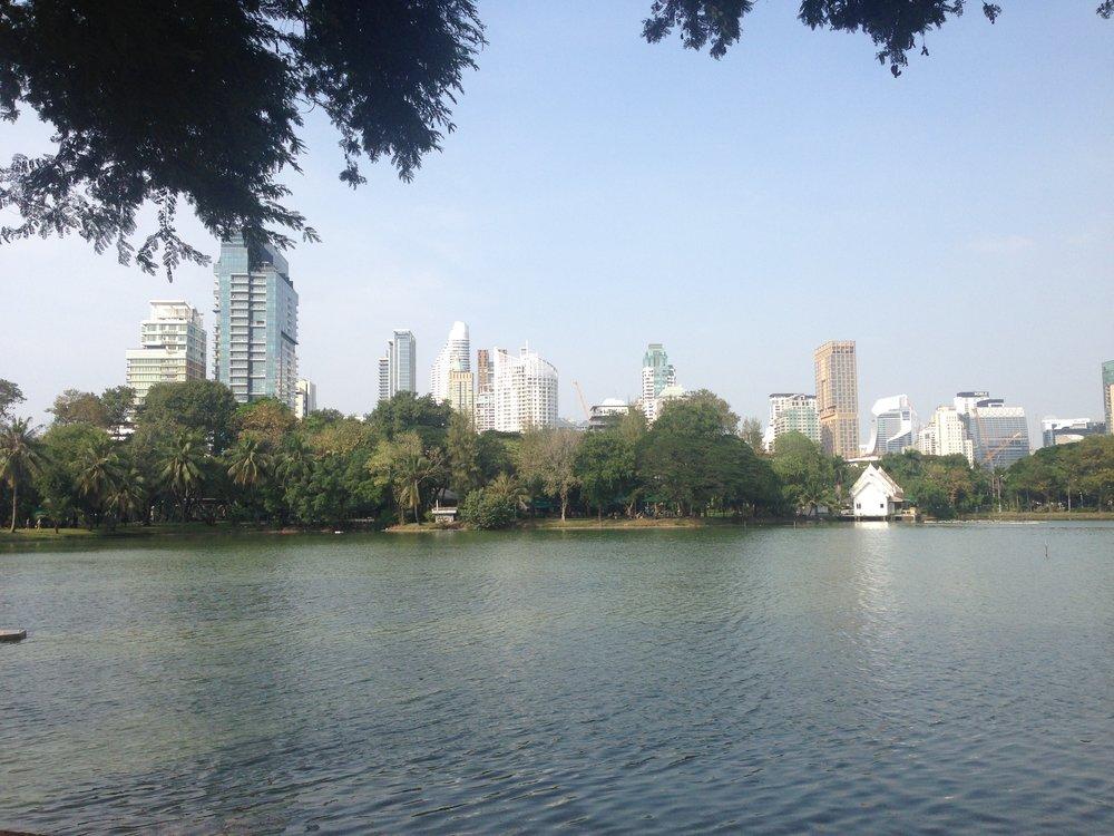 Lumphini Park, Bangkok, Thailand