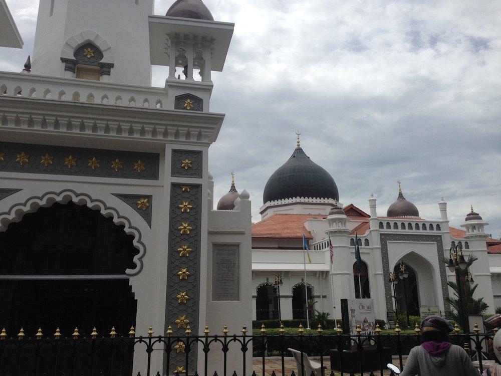 Masjid Kapitan Keling, Georgetown