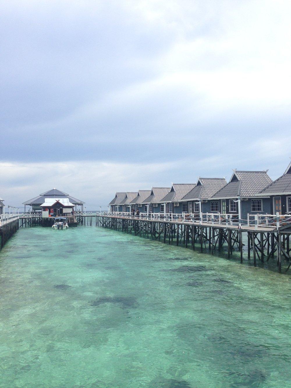 Billabong Resort, Mabul