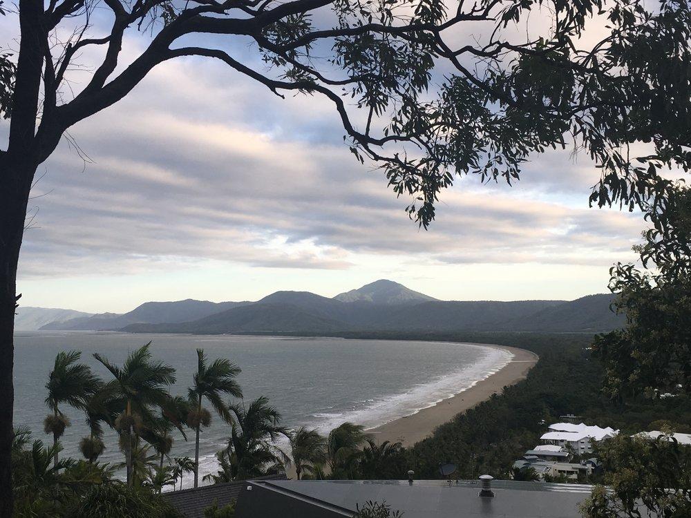 View from Port Douglas, Queensland, Australia