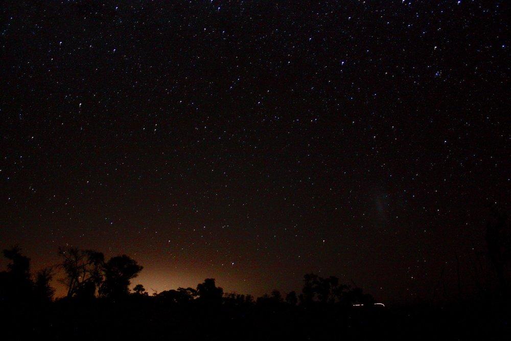 Behold: The Night Sky 2.0, Okavango Delta
