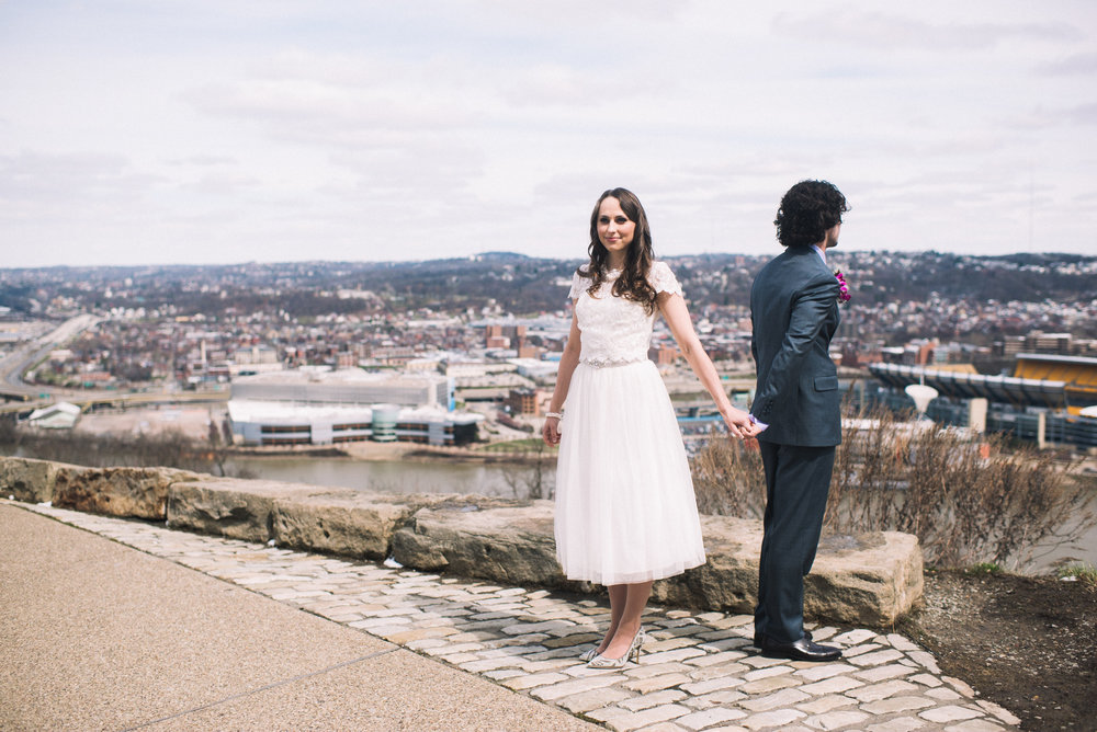 Pittsburgh Elopement Wedding Photographer - Carnegie Museum - Olya Tyler118.jpg