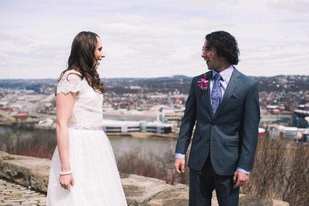 Pittsburgh Elopement Wedding Photographer - Carnegie Museum - Olya Tyler125.jpg