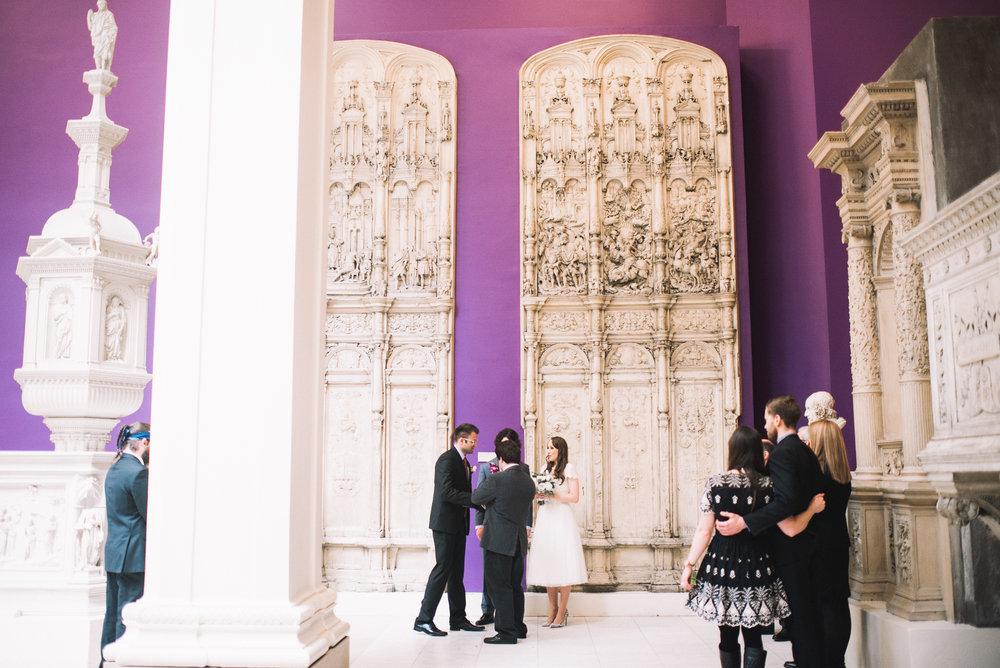 Pittsburgh Elopement Wedding Photographer - Carnegie Museum - Olya Tyler263.jpg