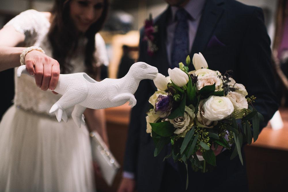 Pittsburgh Elopement Wedding Photographer - Carnegie Museum - Olya Tyler475.jpg