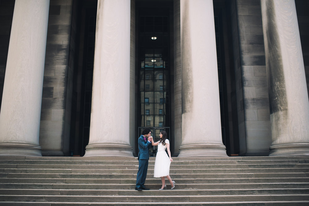 Pittsburgh Elopement Wedding Photographer - Carnegie Museum - Olya Tyler541.jpg