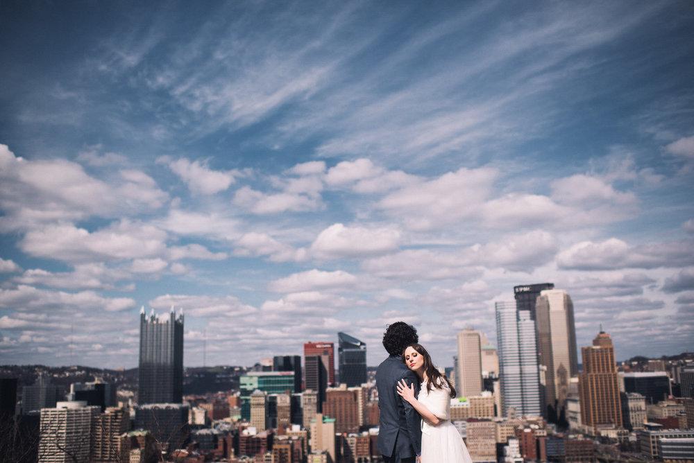 Pittsburgh Elopement Wedding Photographer - Carnegie Museum - Olya Tyler571.jpg