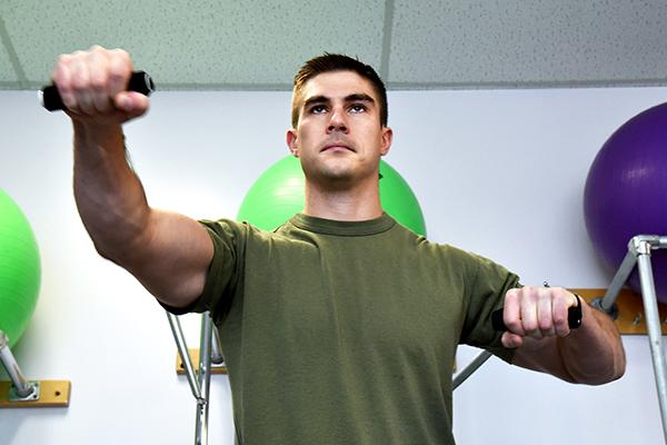 Tom- Pilates Boxing at SBL