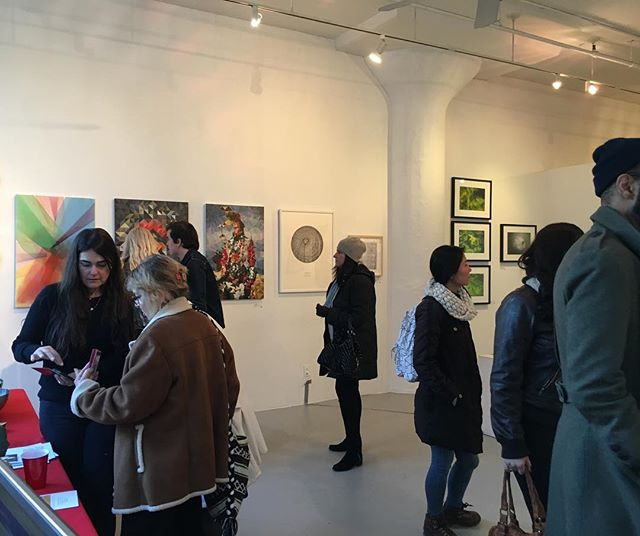 The New York Art Week Show will be open until tomorrow 6pm. Come to check our artists at 508 W 26th street. #westchelsea #arttakesmanhattan #NewYorkArtWeekShow #armory #armoryweek #highline #NYart #nyc