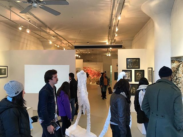 Last day to visit The New York Art Week Show!  We are open @ 508 W 26th street  #nyc #NYart #highline #armoryweek #armory #newyorkartweek #newyorkart #NewYorkArtWeekShow
