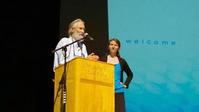 Siskiyou FilmFest founder Barry Snitkin