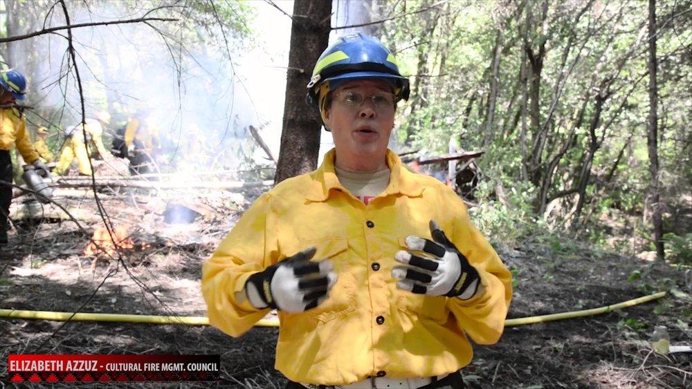 Elizabeth Azzuz, Wilder than Wild Q&A & Film Subject - Yurok Tribe Member & Cultural Fire Advocate