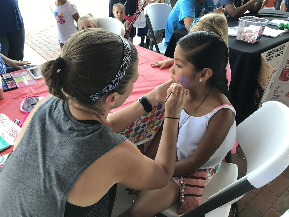 Kidfest 1 - face painting.JPG