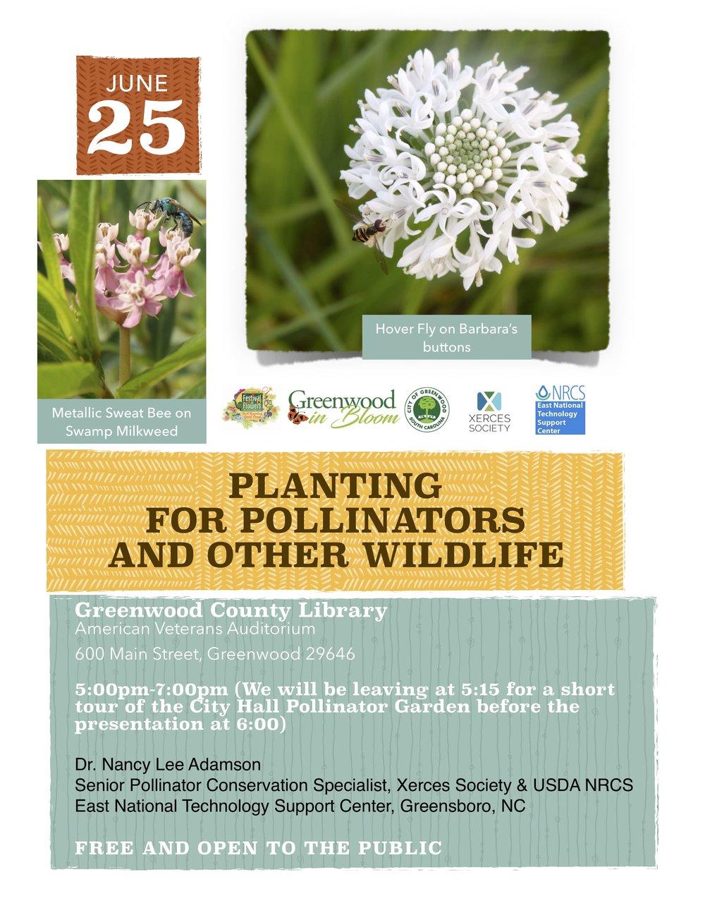 Pollinator talk 42518.jpg