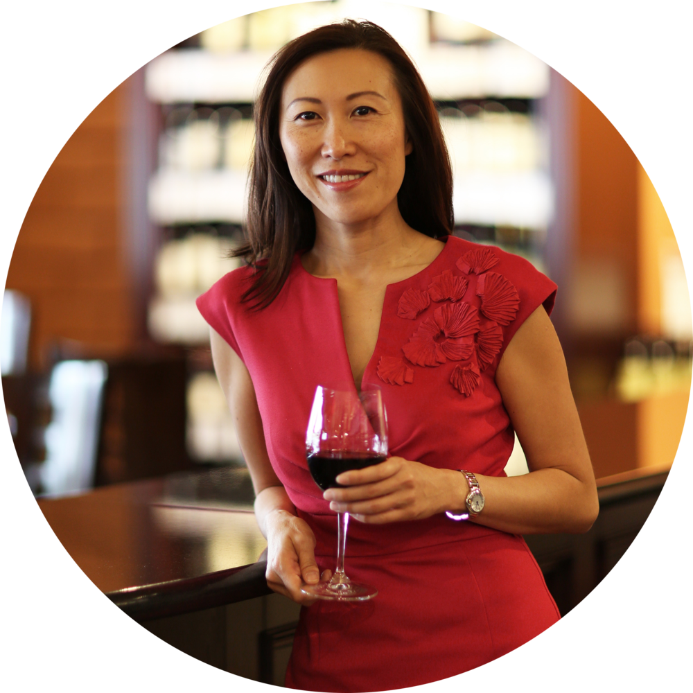 "Momtrepreneur Julie Lim founded OC Wine Mart in 2009. She was named as OC Metro's Top 20 Women to Watch for her work in transforming old liquor stores into upscale gourmet markets and tasting bars.  Her mission is to bring the food and wine culture of Napa Valley to Orange County.  Julie operates two locations with the help of her husband and their mothers. They are the largest self-serve wine bars in Orange County, recently selected as ""Market of Distinction"" by Boar's Head."