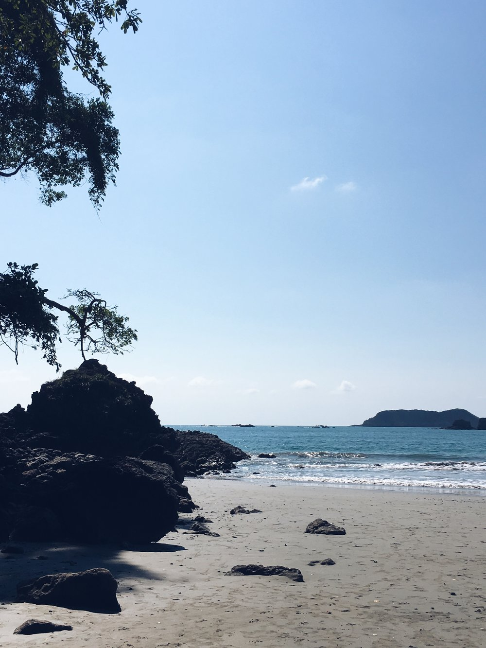 Manuel Antonio National Park is paradise.