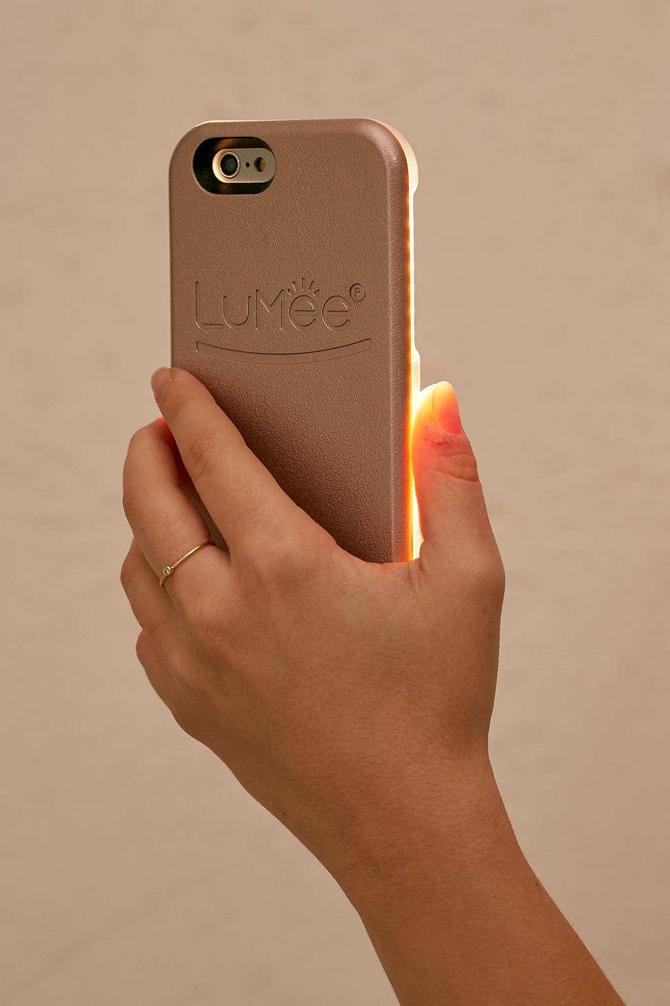 LuMee Perfect Selfie iPhone Case $55