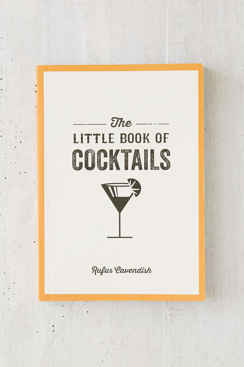 The Little Book of Cocktails $9.95