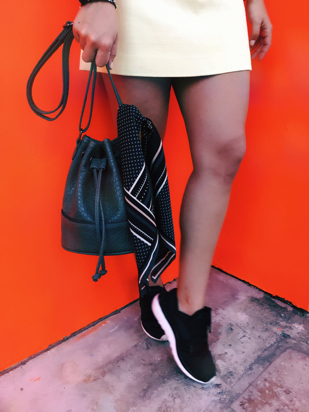Amanda Davila for BVD